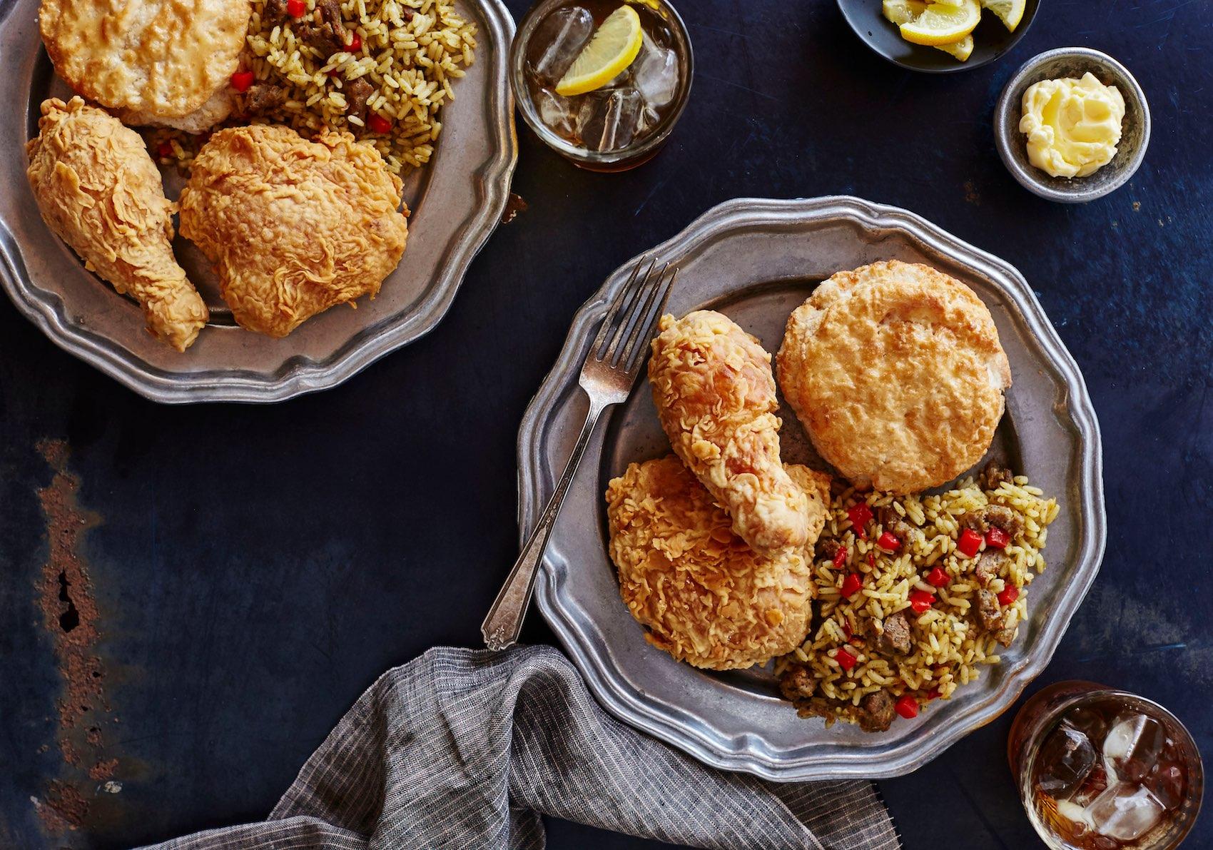 Bojangles Chicken