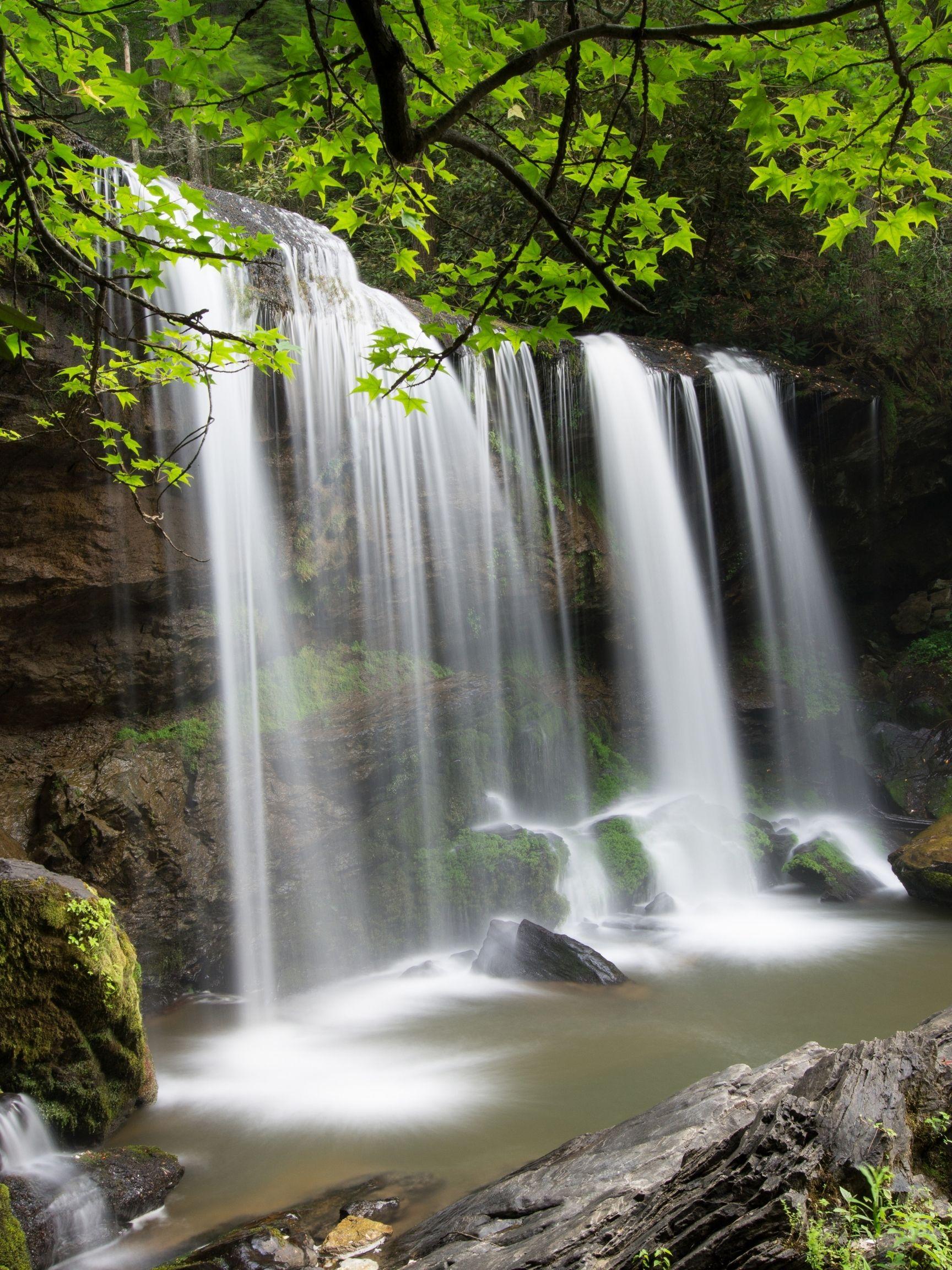 Brasstown Falls South Carolina