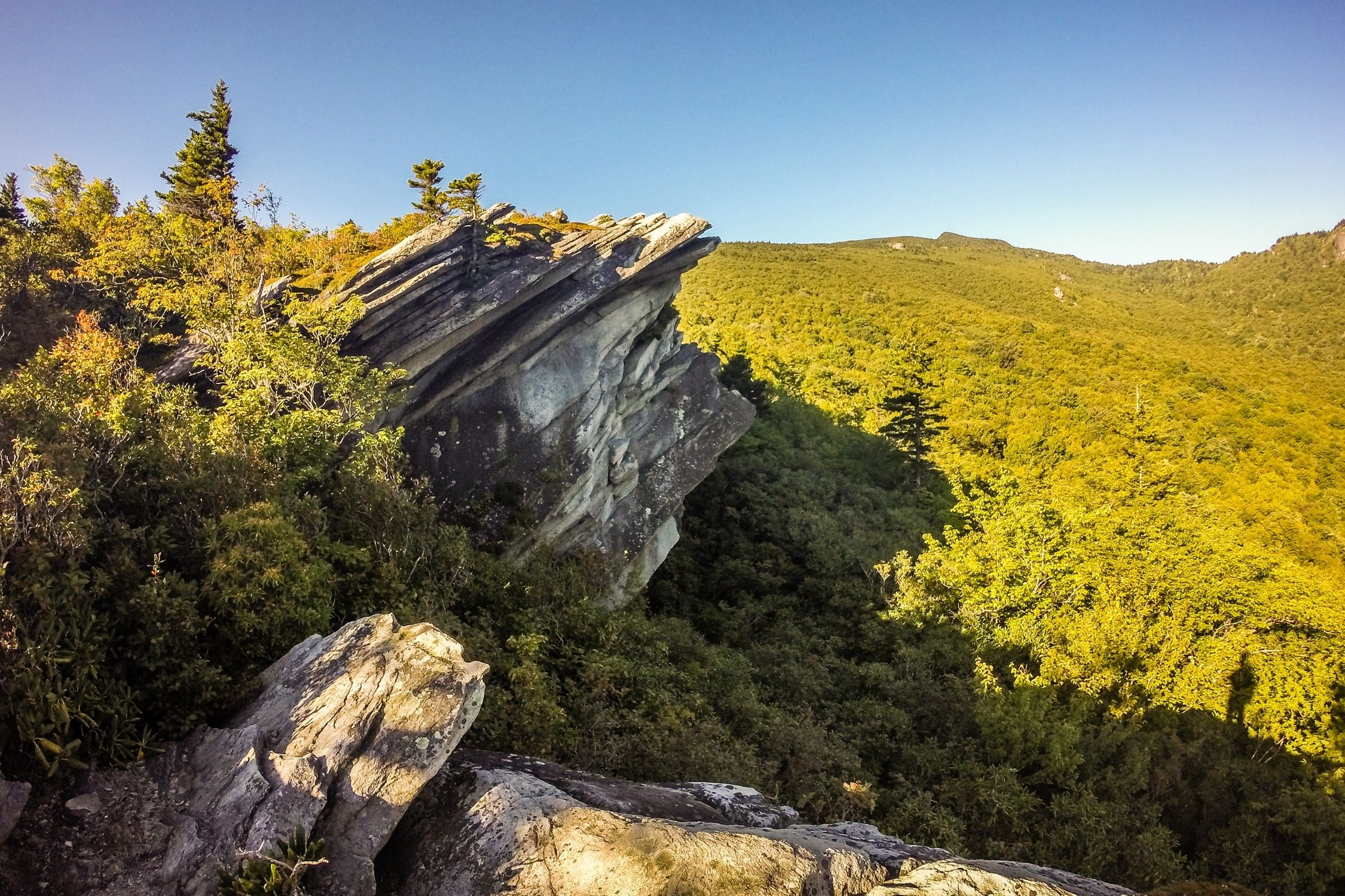 Calloway Peak Trail