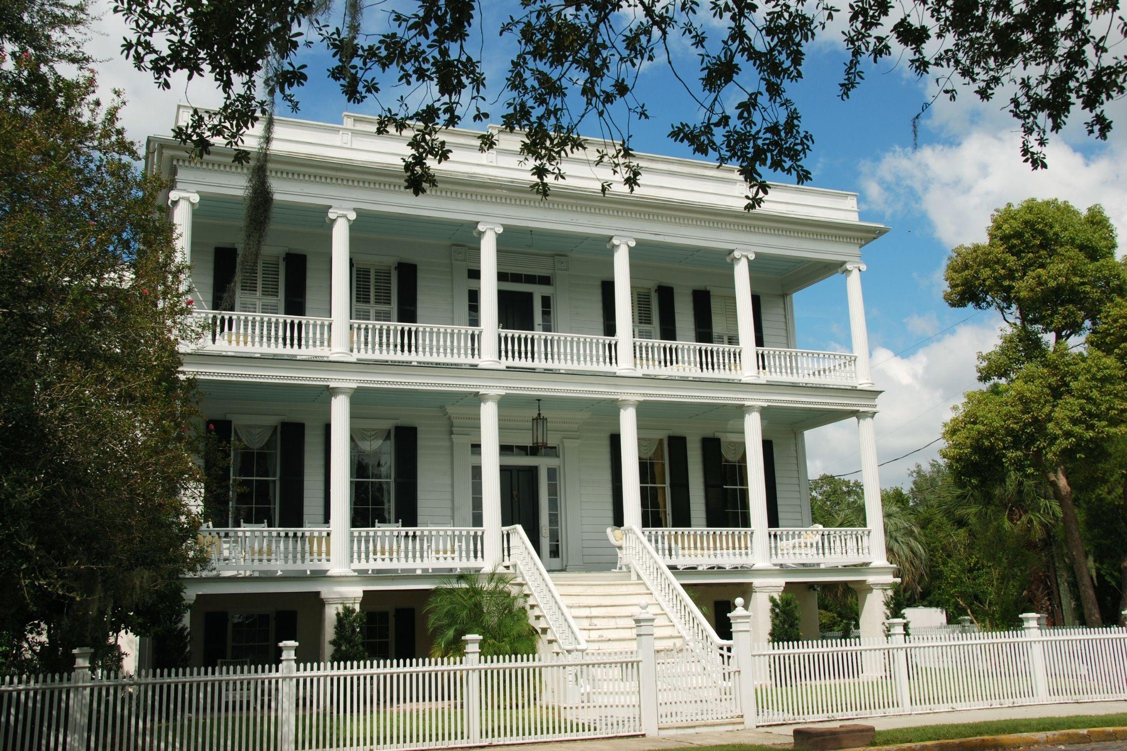 Historic Home in Beaufort SC