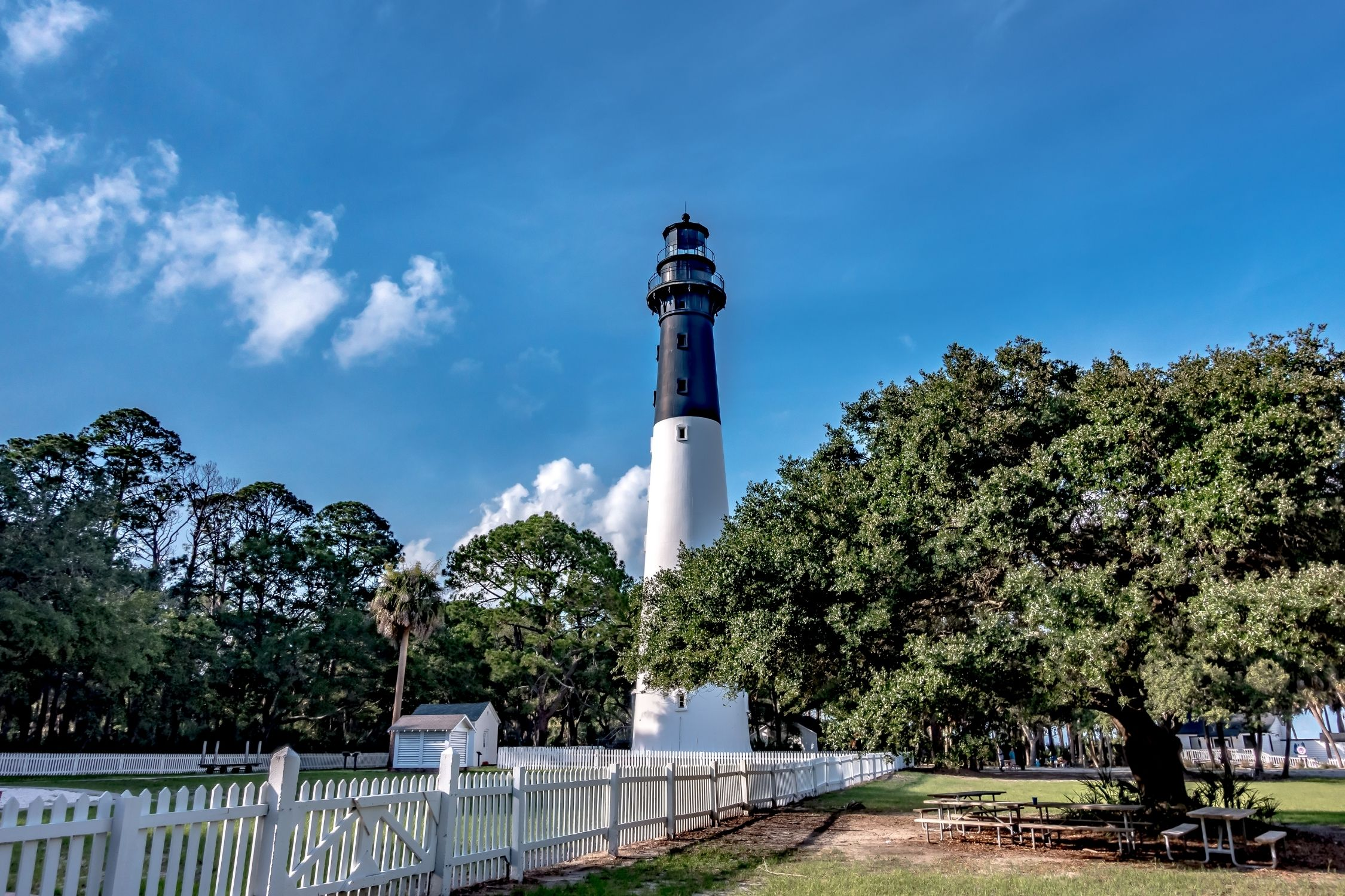 Hunting Island State Park Lighthouse