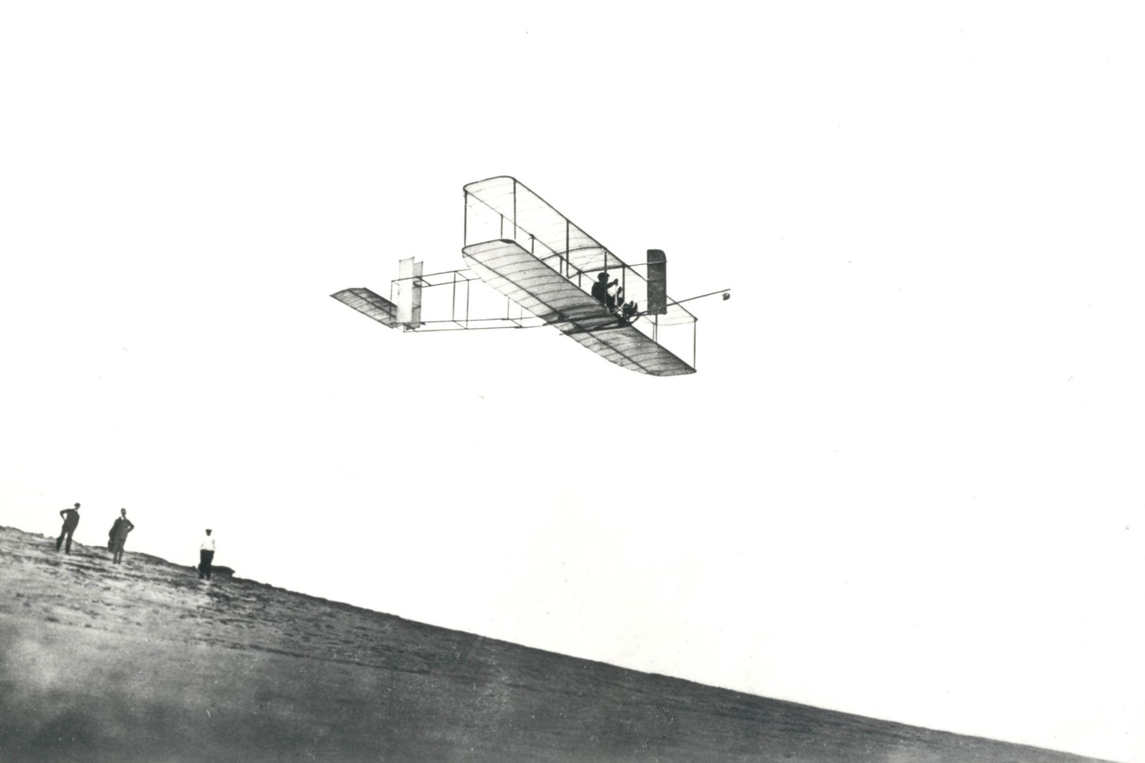 Kitty Hawk First Flight