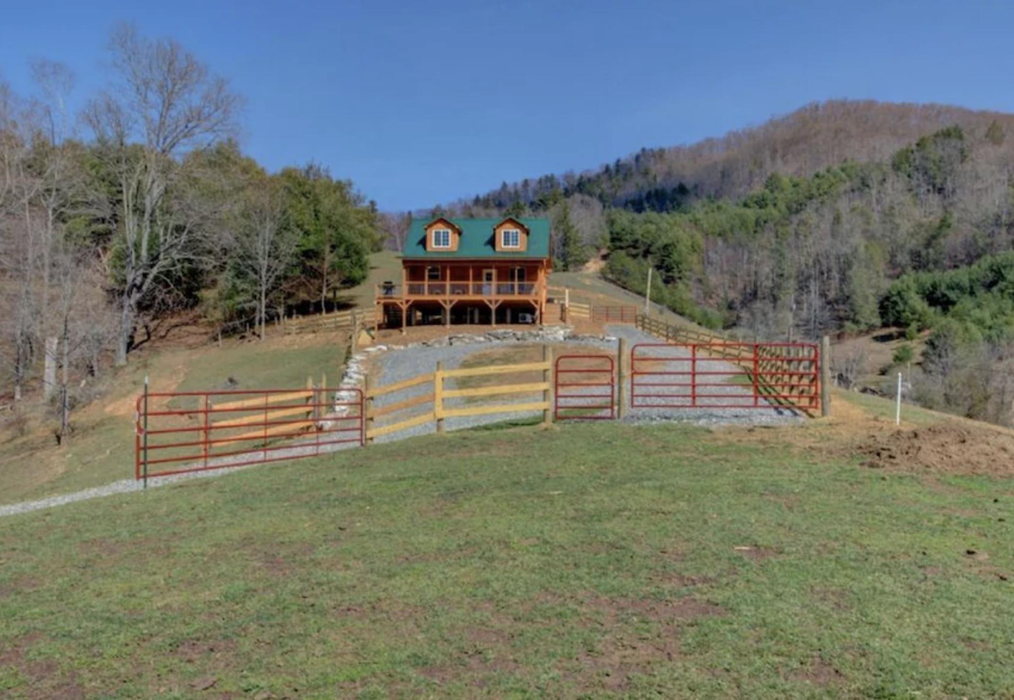 Best Cabins In Asheville