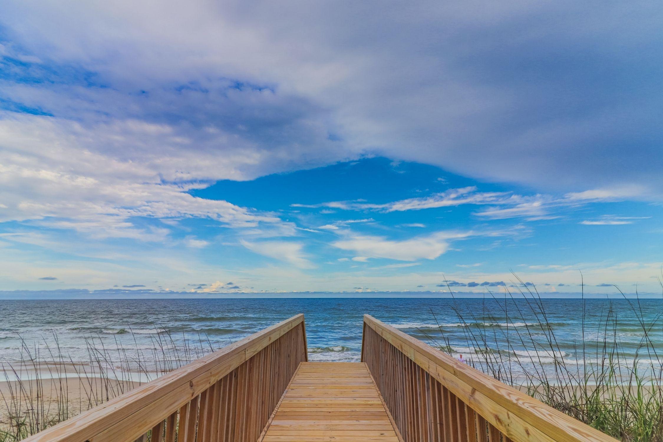 Topsail Boardwalk
