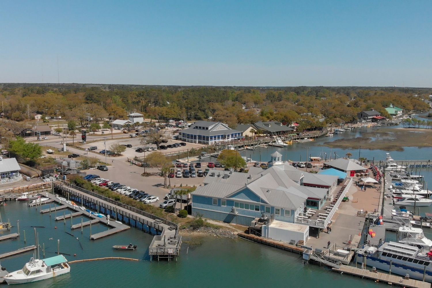 Georgetown - Best Small Towns In South Carolina