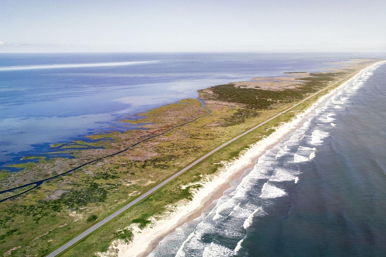 Ocracoke outer banks beaches