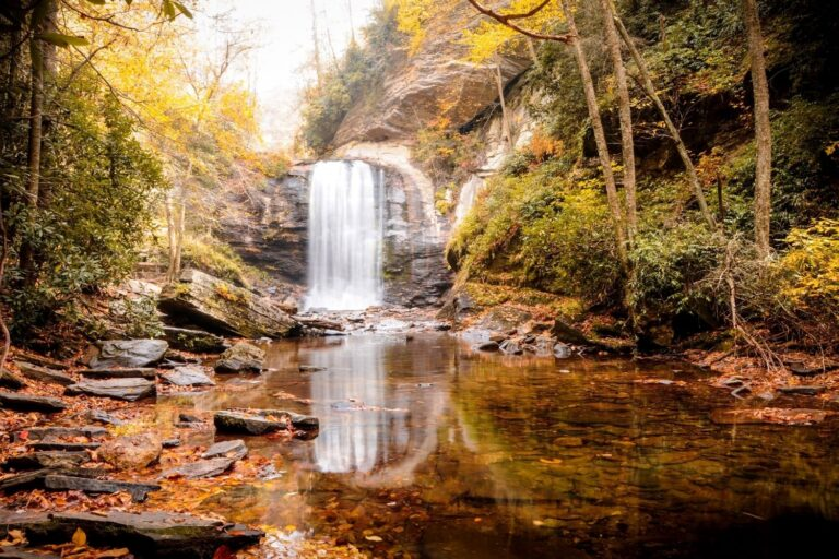 best asheville waterfalls