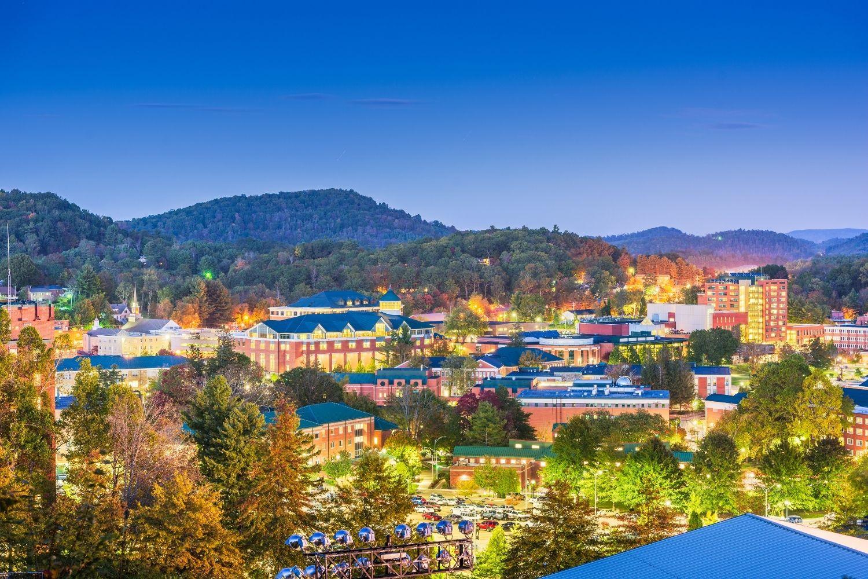 boone - North Carolina Fall