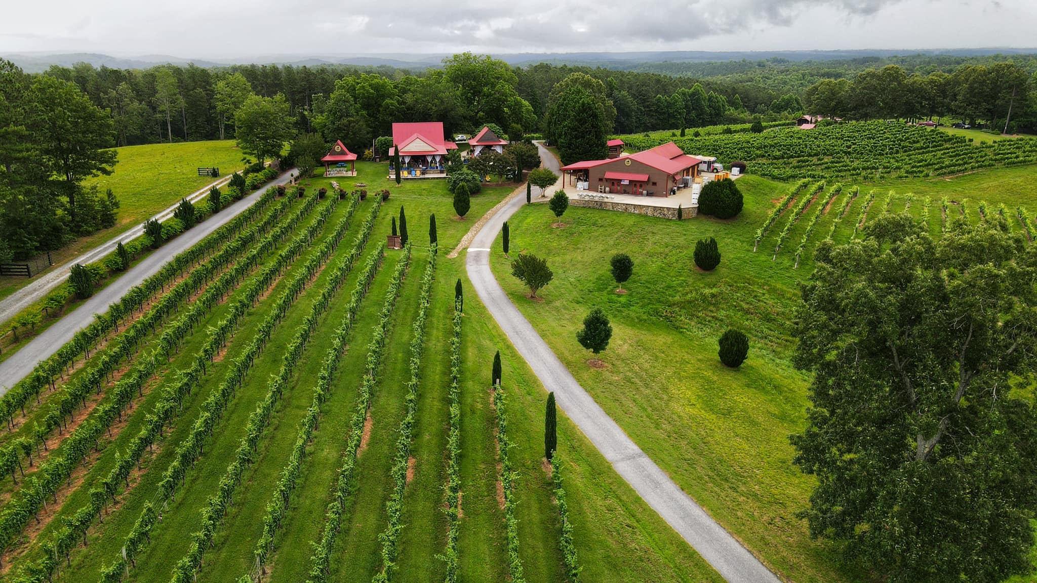north carolina wineries