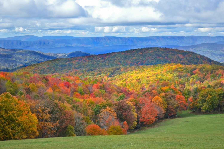 banner elk - North Carolina Fall