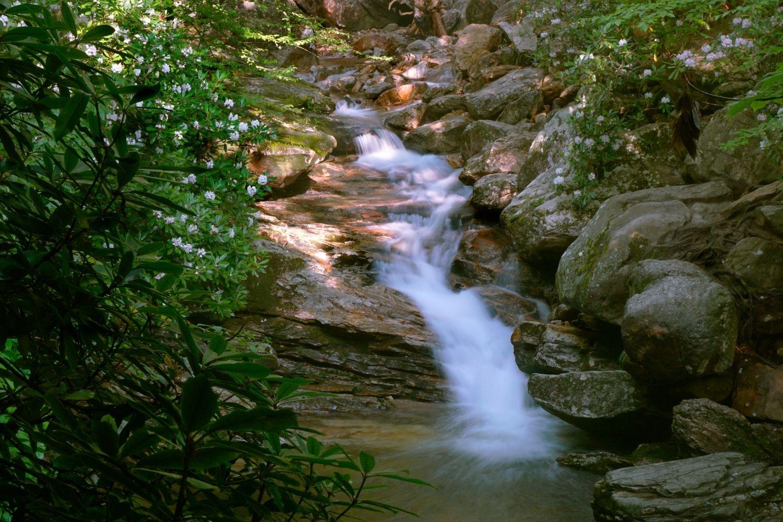 waterfalls in nc