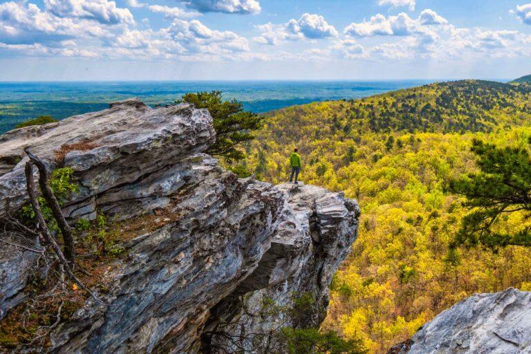 Hanging Rock State Park-